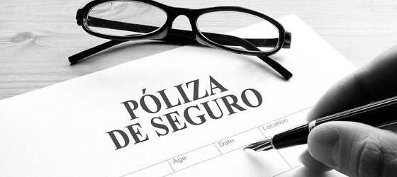 Póliza de seguro en Sevilla